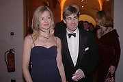 Tim and Lady Helen Taylor, National Portrait Gallery  150th Anniversary Fundraising Gala. National Portrait Gallery. London. 28 February 2006. ONE TIME USE ONLY - DO NOT ARCHIVE  © Copyright Photograph by Dafydd Jones 66 Stockwell Park Rd. London SW9 0DA Tel 020 7733 0108 www.dafjones.com