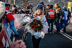 NOBLE Ellen (USA) after the Women Elite race, UCI Cyclo-cross World Cup #8 at Hoogerheide, Noord-Brabant, The Netherlands, 22 January 2017. Photo by Pim Nijland / PelotonPhotos.com | All photos usage must carry mandatory copyright credit (Peloton Photos | Pim Nijland)