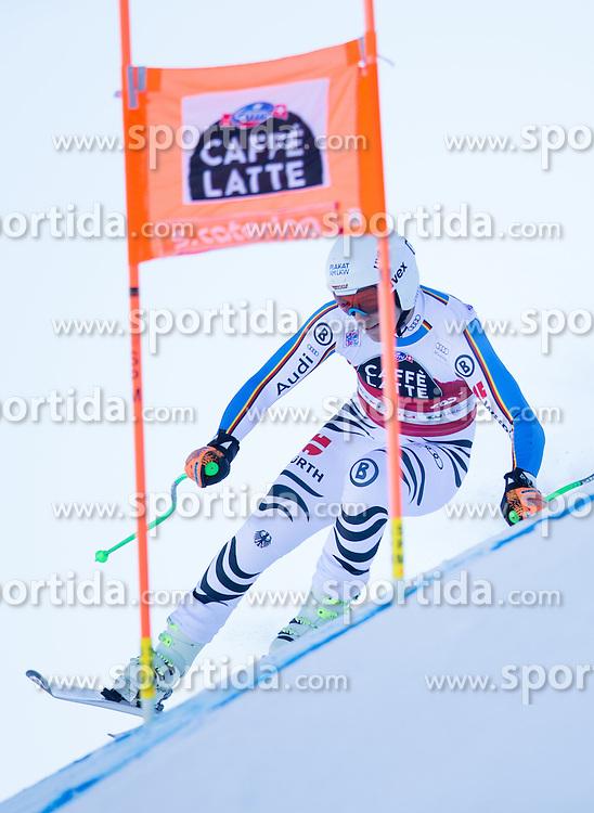 26.12.2015, Deborah Compagnoni Rennstrecke, Santa Caterina, ITA, FIS Ski Weltcup, Santa Caterina, Abfahrt, Herren, 1. Training, im Bild Josef Ferstl (GER) // Josef Ferstl of Germany during the 1st practice run of men's Downhill of the Santa Caterina FIS Ski Alpine World Cup at the Deborah Compagnoni Course in Santa Caterina, Italy on 2015/12/26. EXPA Pictures © 2015, PhotoCredit: EXPA/ Johann Groder