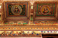 details design of  Muraraka haveli in nawalgarh city rajasthan state in indi, christ;