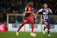 Younousse Sankhare - 20.12.2014 - Toulouse / Guingamp - 19eme journee de Ligue 1 <br />