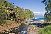 Honokohau, Maui Hawaii<br />