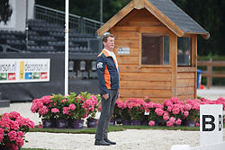 Haazen Wim, (NED)<br /> Para Dressuur Finale<br /> Dutch Championship Dressage - Ermelo 2015<br /> © Hippo Foto - Dirk Caremans<br /> 19/07/15