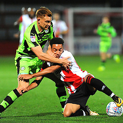 Cheltenham Town v Forest Green Rovers