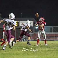 09-01-16 Green Forest Jr High vs Huntsville
