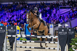 Princen Etienne, BEL, Contro d'Houtveld<br /> Jumping Mechelen 2019<br /> © FEI/Dirk Caremans<br />  30/12/2019