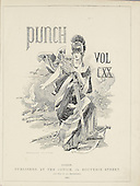 Punch Title Pages 1901-1931