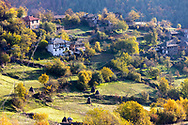 Small village in Eastern Rhodope Mountains