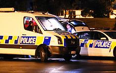 Auckland-Police use tear gas before arrest, Titirangi