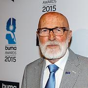 NLD/Hilversum/20150217 - Inloop Buma Awards 2015, Pierre Kartner
