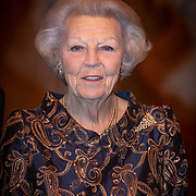 NLD/Amsterdam/20181119 - Beatrix bij 21e Nederlands Balletgala Dansersfonds '79, Pr. Beatrix