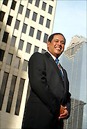 University of Houston Law School alumnus, Oscar L. Garza, Director, Tax Services Deloitte Tax LLP.