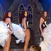 Verkiezing Miss Nederland 2003, Natascha Romans, Yvonne Beekelaar en Femke Frederiks