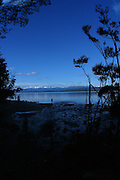Lake Te Anau, South Island, New Zealand<br />