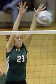 2006-07 Illinois Wesleyan Titans Women's Volleyball Photos