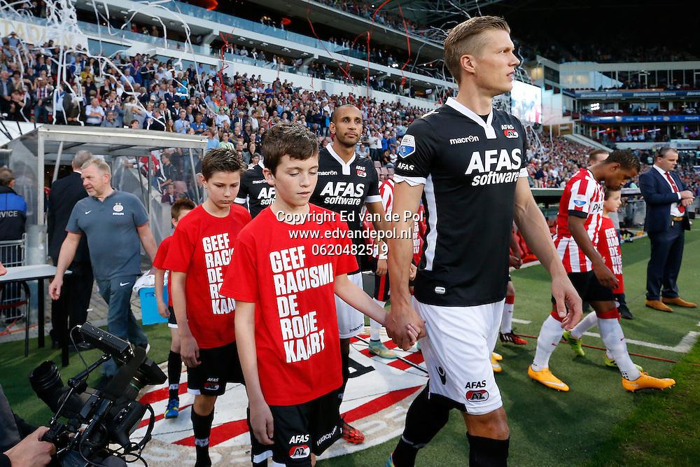 ALKMAAR - 18-10-2014 - PSV - AZ, Philips Stadion, 3-0,