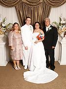 Angela and Corey Pohlmann wedding and reception