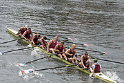 Henley on Thames, England, United Kingdom, Sunday, 07.07.19, Oxford Brookes University A after crossing the line, winning <br /> the Final, of The Ladies' Challenge Plate,Henley Royal Regatta,  Henley Reach, [©Karon PHILLIPS/Intersport Images]<br /> <br /> 13:17:22 1919 - 2019, Royal Henley Peace Regatta Centenary,