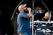 Staind performing at Rock on the Range at Crew Stadium in Columbus, OH on May 21, 2011