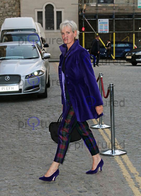 Judy Murray, Dot Com Children's Foundation Strictly Ballroom - charity dinner, The Mansion House, London UK, 16 September 2014, Photo by Richard Goldschmidt
