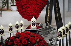 01.04.2011, Zentralfriedhof, Wien, AUT, Chronik, Begraebnis Kurt Hauenstein alias Supermax, im Bild, EXPA Pictures © 2011, PhotoCredit: EXPA/ S. Trimmel
