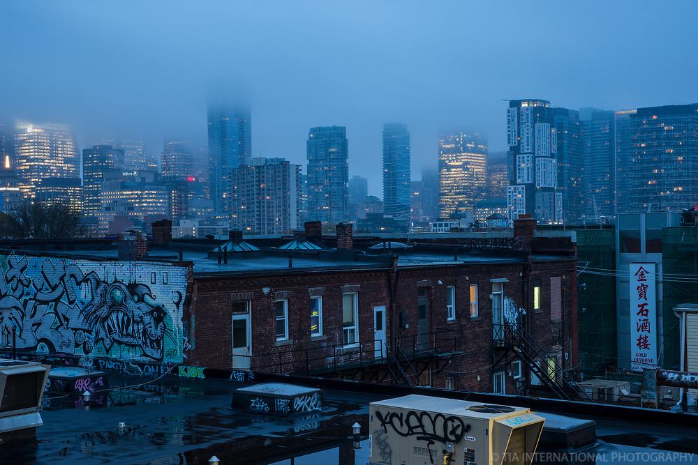 Toronto High-Rises & Rowhouses
