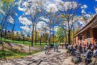 Central Park, New York, New York USA.