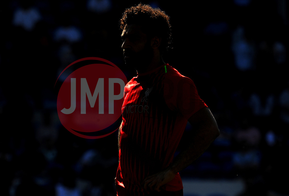 Mohamed Salah of Liverpool- Mandatory by-line: Nizaam Jones/JMP - 21/04/2019 -  FOOTBALL - Cardiff City Stadium - Cardiff, Wales -  Cardiff City v Liverpool - Premier League
