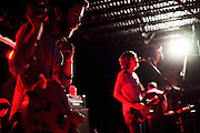 Tokyo Police Club and Someone Still Love You Boris Yeltsin performing to a sold out crowd at The Firebird in Saint Louis, Missouri.