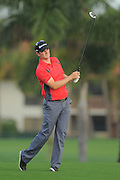 Justin Rose during the first round of the Honda Classic at PGA National on March 1, 2012 in Palm Beach Gardens, Fla. ..©2012 Scott A. Miller.