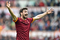 Davide Astori Roma <br /> Roma 04-04-2015 Stadio Olimpico, Football Calcio Serie A AS Roma - Napoli Foto Andrea Staccioli / Insidefoto<br /> Fiorentina captain Davide Astori dies suddenly aged 31 . <br /> Astori was staying a hotel with his team-mates ahead of their game on Sunday away at Udinese when he passed away. <br /> Foto Insidefoto