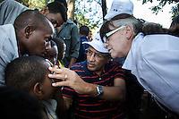 Fred Hollows Foundation Trachoma Program work in Jimma region of southern Ethiopia.