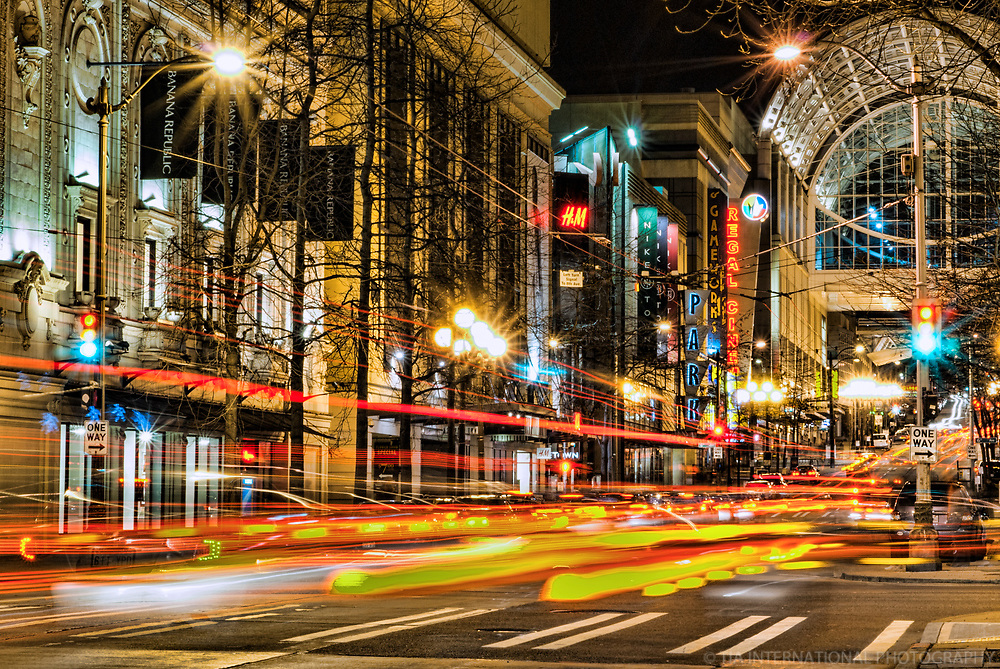 7th Avenue & Pike Street, Downtown Seattle