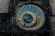 Astronomical Clock, Prague, Czech Republic, Europe