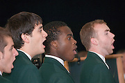 "18414Academic & Research Center Groundbreaking September 29, 2007..Musical performance from ""Section 8"""