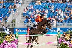 Smolders Harrie, NED, Don VHP Z<br /> World Equestrian Games - Tryon 2018<br /> © Hippo Foto - Dirk Caremans<br /> 23/09/2018