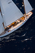 Mariella at the Antigua Classic Yacht Regatta