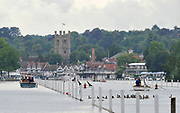 Henley, Great Britain, opening day of the annual Women's Henley Regatta raced on the River Thames at Henley Reach.  Friday  17/06/2011. [Mandatory Credit Peter Spurrier/ Intersport Images]  2011005401.jpg