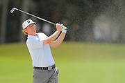 Brandt Snedeker during the first round of the World Golf Championship Cadillac Championship on the TPC Blue Monster Course at Doral Golf Resort And Spa on March 8, 2012 in Doral, Fla. ..©2012 Scott A. Miller.
