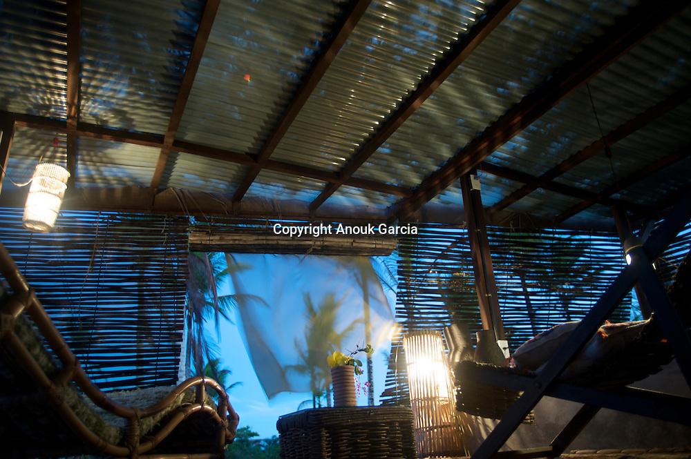 Restaurant et l'appartement de la Casapraia a? Santo Andre? Adresses de charmes, adresses secrètes au Brésil