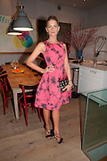 TATIANA OF GREECE, Party hosted for Jason Wu by Plum Sykes and Christine Al-Bader. Ladbroke Grove. London. 22 March 2011. -DO NOT ARCHIVE-© Copyright Photograph by Dafydd Jones. 248 Clapham Rd. London SW9 0PZ. Tel 0207 820 0771. www.dafjones.com.