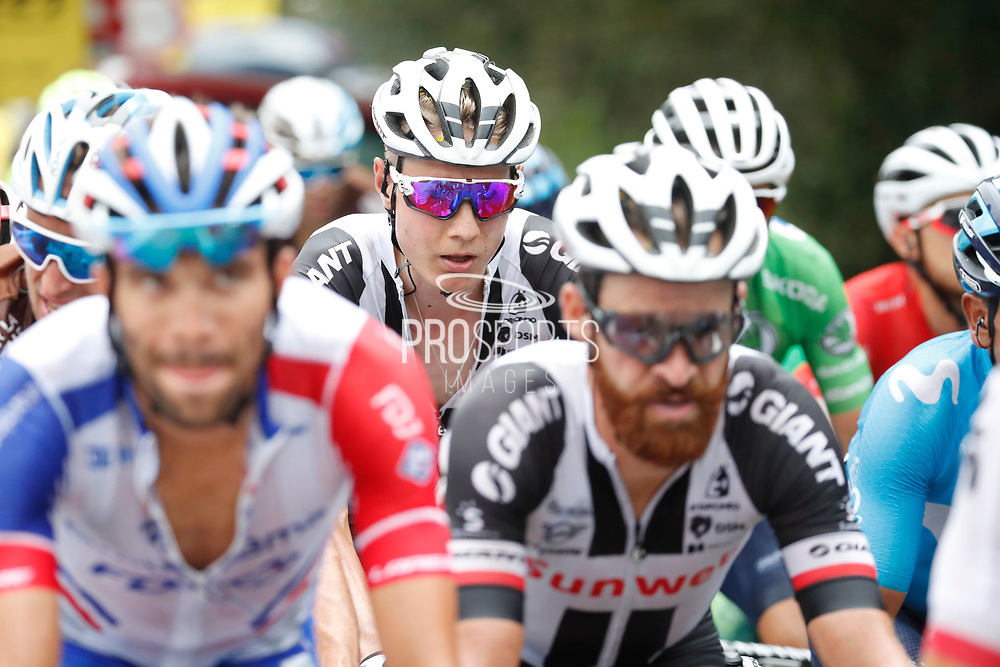 Wilco Kelderman (NED, Team Sunweb) during the 73th Edition of the 2018 Tour of Spain, Vuelta Espana 2018, Stage 15 cycling race, 15th stage Ribera de Arriba - Lagos de Covadonga 178,2 km on September 9, 2018 in Spain - Photo Luis Angel Gomez/ BettiniPhoto / ProSportsImages / DPPI