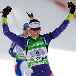 20101219: SLO, Biathlon - IBU World Cup, Mixed relay