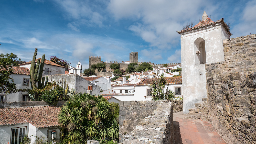 "The name ""Óbidos"" probably derives from the Latin term oppidum, meaning ""citadel"", or ""fortified city""."