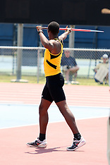 Decathalon - Javelin Throw