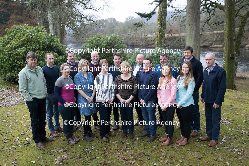 QMS Farmers Conference, Dunkeld House Hotel&hellip;13.12.16<br /><br />Picture by Graeme Hart.<br />Copyright Perthshire Picture Agency<br />Tel: 01738 623350  Mobile: 07990 594431