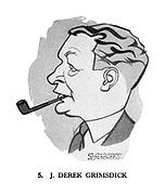 These Looks Speak Volumes 5. J. Derek Grimsdick