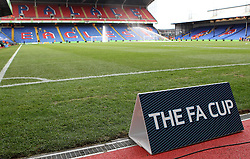 Selhurst Park - Photo mandatory by-line: Robbie Stephenson/JMP - Mobile: 07966 386802 - 14/02/2015 - SPORT - Football - London - Selhurst Park - Crystal Palace v Liverpool - FA Cup - Fifth Round