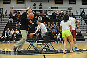The Stevenson annual Mustang Madness introducing the men's and women's basketball teams.