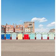Brighton England Triptych